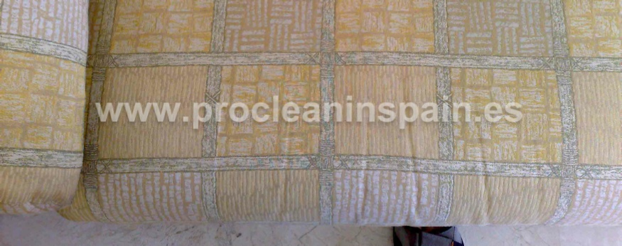 Upholstery Cleaning Torrevieja Costa Blanca